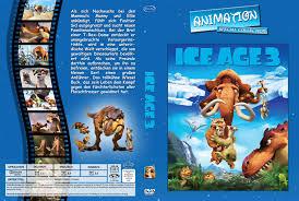 ice age 3 die dinosaurier sind los dvd cover 2009 r2 german