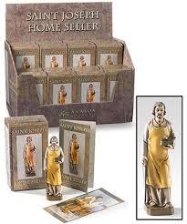 St Joseph Home by Amazon Com St Joseph Home Seller Statue Kit Toys U0026 Games
