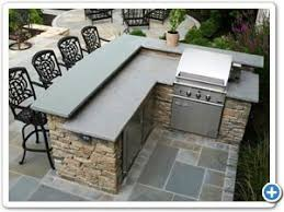 Outdoor Ideas Outdoor Patio Plans Outdoor Stone Patio Designs by Outdoor Fieldstone Kitchen Featuring Raised Stone Bar Counter