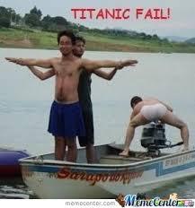 Titanic Funny Memes - titanic funny poses out by vindyy meme center