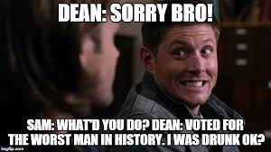 Meme Sam - funny supernatural memes and pictures