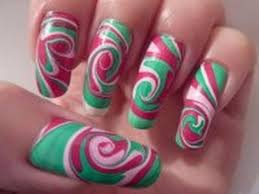 how to make amazing water marble nail art diy tutorial