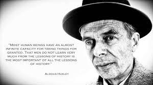 aldous huxley u2013 life lesson syeswideshut