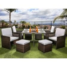 furniture of america dining sets shop the best patio furniture