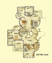 Cool House Floor Plans by This Is Uniquely Awesome 181 2197 Custom House Plan Deja Vu