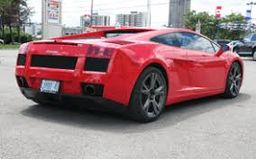 lamborghini gallardo for sale toronto lamborghini gallardo coupe car rental toronto ontario