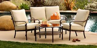 Outdoor Material For Patio Furniture Choosing The Right Patio Furniture Material Groomed Home