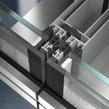 Schuco Curtain Wall Systems Elementfacade Usc 65 Schüco Windows Doors And Facades