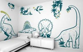 Kids Wall Decals Dino Boys Room Stickers EGLUE BLOG Wall - Kids dinosaur room