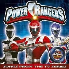 power rangers soundtrack details soundtrackcollector