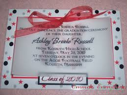 graduation announcements graduation invitations bling