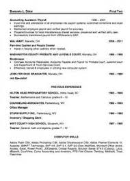 payroll specialist resume cover letter resume pdf download