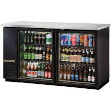 kitchen glass door refrigerator to provide colder temperatures