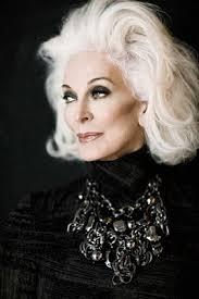 glamorous styles for medium grey hair 30 stylish gray hair styles for short and long hair