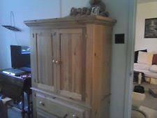 pine hutch furniture ebay