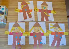 aunt tami u0027s house scarecrows