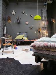 10 dramatically dark kids rooms tinyme blog lovely grey walls and the stars 10 dramatically dark kids rooms tinyme blog