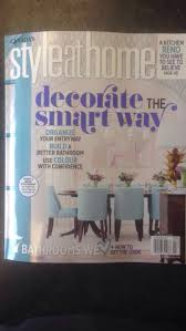 style at home september 2017 issue paint it like new