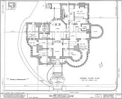 lynnewood hall 2nd floor gilded era mansion floor plans floorplans for gilded age mansions skyscraperpage forum floor