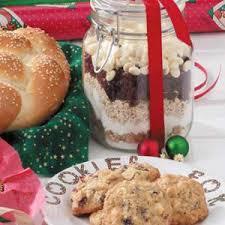 christmas cookies in a jar recipe taste of home