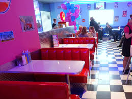 mobilier diner americain restaurant diner creil 60
