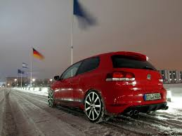 golf volkswagen 2010 2010 mtm volkswagen golf gti and gtd gti rear angle 1280x960