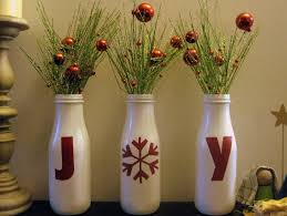 decorations trend decoration christmas ideas recycled materials