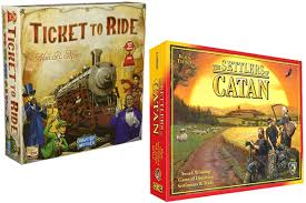 Settlers Of Catan Meme - ticket to ride vs settlers of catan thetoytree net