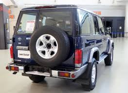 toyota 4wd file toyota land cruiser van 4wd grj76k rear jpg wikimedia commons