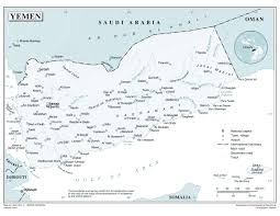 Michigan Map With Cities by Large Detailed Political Map Of Yemen With Cities And Airports