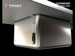 Kitchen Sinks Installation by Pyramis Flushmount Sink Installation Video Youtube