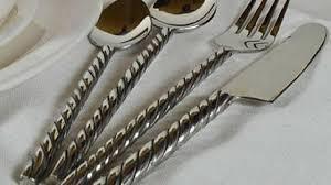 buy cutlery buy cutlery set online stainless steel cutlery set silkrute