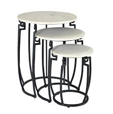 acrylic nesting tables target round nesting tables brokenshaker com