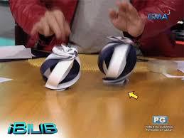 ibilib paper ball experiment ibilib wonders of horus tv