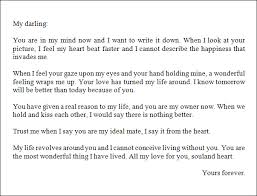 best letter for a boyfriend thoughts