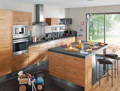 norme gaz cuisine cuisine bois beige sol ardoise recherche deco