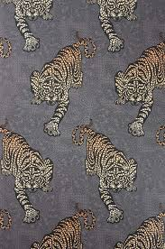 Home Interior Tiger Picture 66 Best Tiger Textile Prints Images On Pinterest Textile Prints