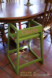 Wood High Chair Plans Free by Best 25 Wooden High Chairs Ideas On Pinterest Wooden Baby High