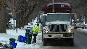garbage collection kitchener union waste collectors save ottawa millions ottawa cbc news