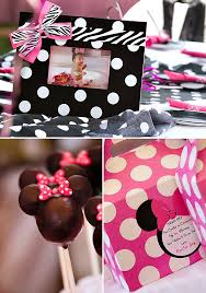 minnie mouse 1st birthday party ideas polka dot pink minnie mouse birthday party hostess with