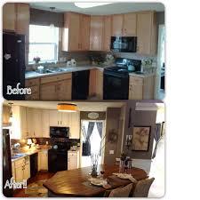 Kitchen Cabinet Furniture Furniture Luxury Rustoleum Cabinet Transformation For Kitchen