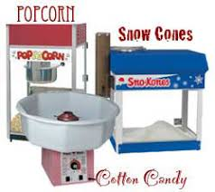 snow cone rental rental equipment