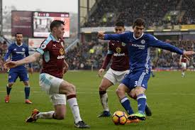 spanish premier league table burnley 1 1 chelsea blues don t look at teams behind us in the