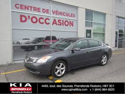 Nissan Altima V6 - used 2008 nissan altima 3 5 se v6 for sale in montreal k17653a