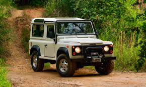 land rover defender off road you can now pay to drive a land rover defender in the u s the