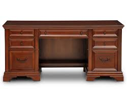 Oak Desk Type Home Office Desks Desk U0026 Hutch Sets Furniture Row