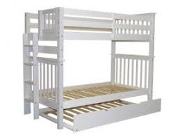 white loft bunk beds foter