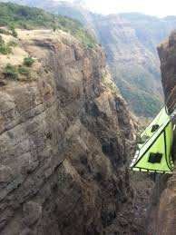 Hanging Tent by High On Adrenaline Cliff Hanging Tent Camping