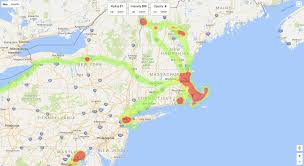 Google Maps Api Tutorial How I Created A Heatmap Of My Location History With Javascript