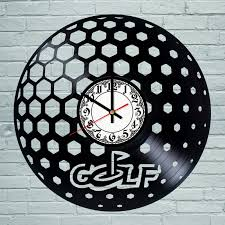 themed clocks golf themed wall clocks